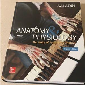 Anatomy & Physiology textbook